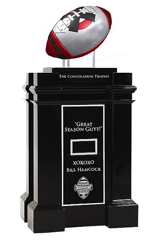 Consolation Trophy