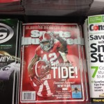 Ed Feng's article on the BCS title game made the cover of Sports Illustrated.