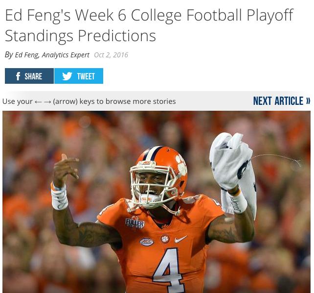 week 4 college football lines college football game